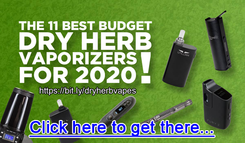 Dry Herb Vaporizers - Best Vapes 2020
